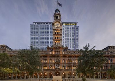 The Fullerton Hotel Sydney prepares for opening