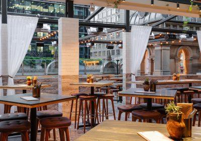 Meet Babylon, Sydney's new 800 pax rooftop venue
