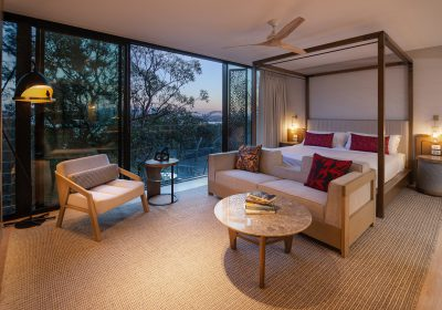 Taronga Zoo unveils luxury eco retreat