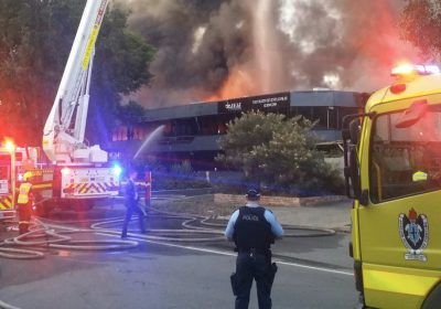 'Business as usual' after Decorative Events warehouse fire