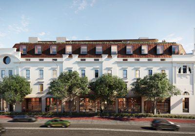 Plans for $100 million boutique hotel in Sydney