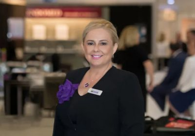 Vale Jayne Caswell, director of e-Kiddna Event Management