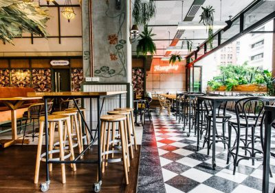 10 Sydney venues for kick-off events