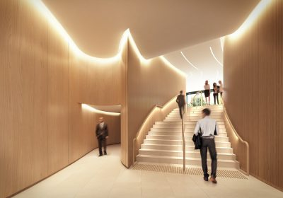 Crown Group reveals new convention centre for Sydney