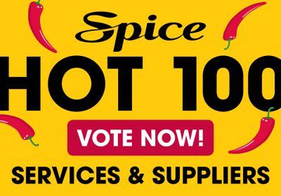 Voting opens for Spice Hot 100: Services and Suppliers